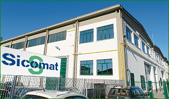 SICOMAT - STOCK WAREHOUSE COMPANY ALUMINIUM TUBES PIPES FITTINGS COUPLINGS PROFILES BLOW GUNS HOSES COMPRESSED AIR PNEUMATIC