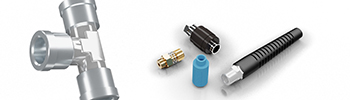SicoQF - automatic fittings for compressed air distribution